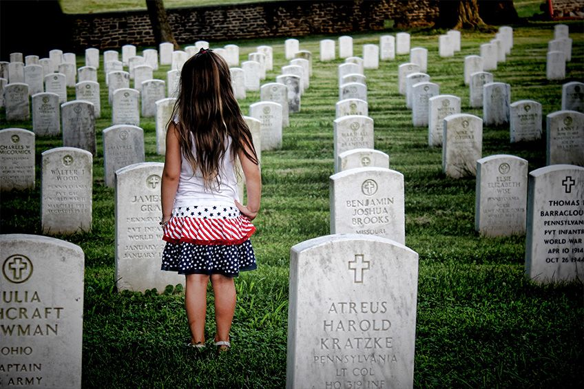 Remember the Meaning of Memorial Day