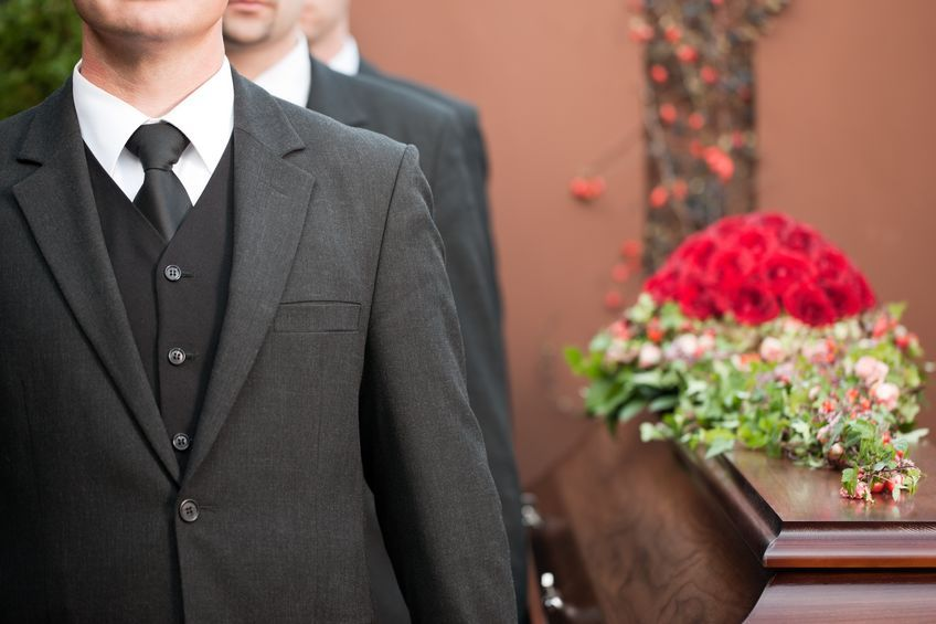The Role of Pallbearers at a Funeral