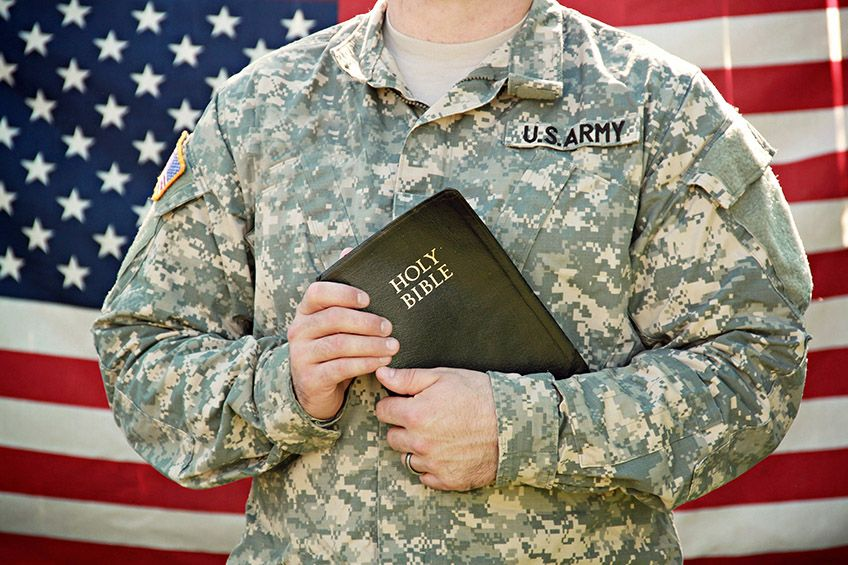 Are Commemorative Bibles Available From The VFW?