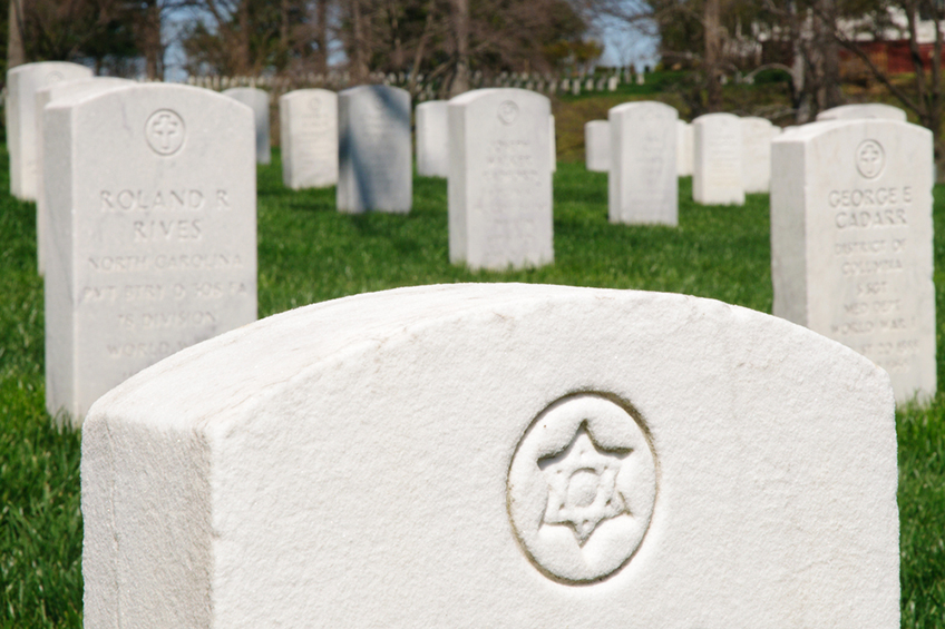 How to Honor a Jewish Military Veteran Upon Their Death