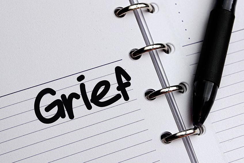 Coping with Grief When You Lose a Spouse