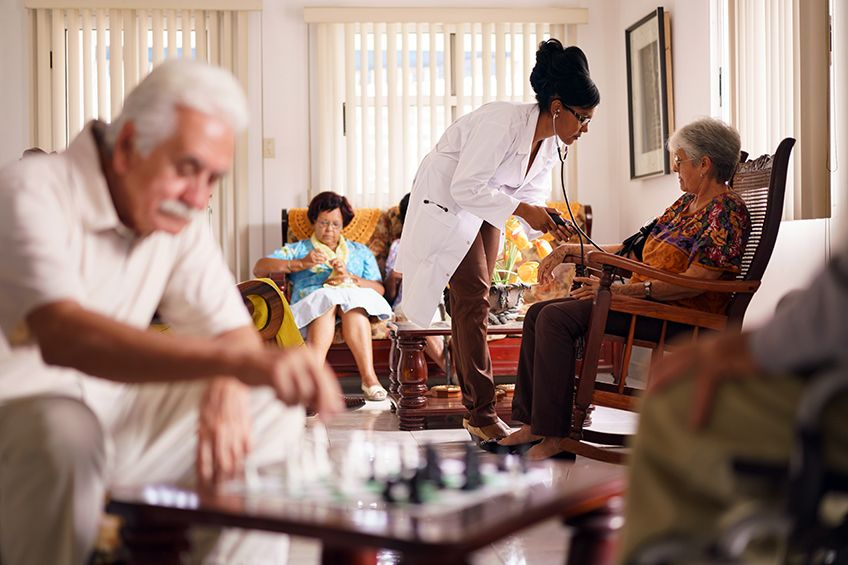 Hospice Patients in Nursing Homes - What Everyone's Family Needs to Know