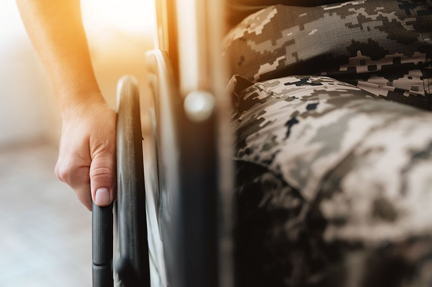 What Medical Equipment & Services Can Hospice Order For In-Home Care for Veterans?