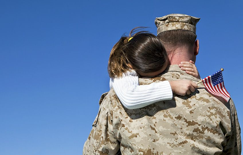 Understanding Grief for Military Families